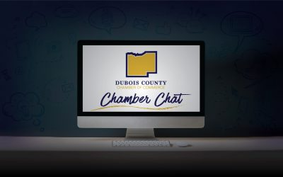 Roger Corley Joins Dubois County Chamber Virtual Chamber Chat