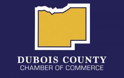 DUBOIS COUNTY CHAMBER OF COMMERCE REVEALS NEW LOGO