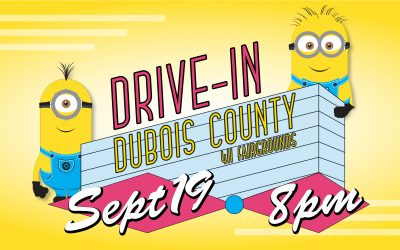 DUBOIS COUNTY CHAMBER OF COMMERCE TO HOLD DRIVE-IN