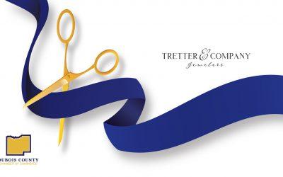 Tretter and Company Jewelers Ribbon Cutting